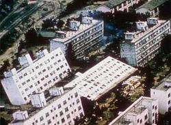 Bilder vom Erdbeben in Japan