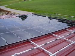 Dachhaken für Trapezblechdach
