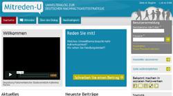 Mitreden auf Mitreden-u.de