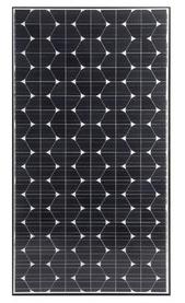 aussehen Sanyo Solarmodule